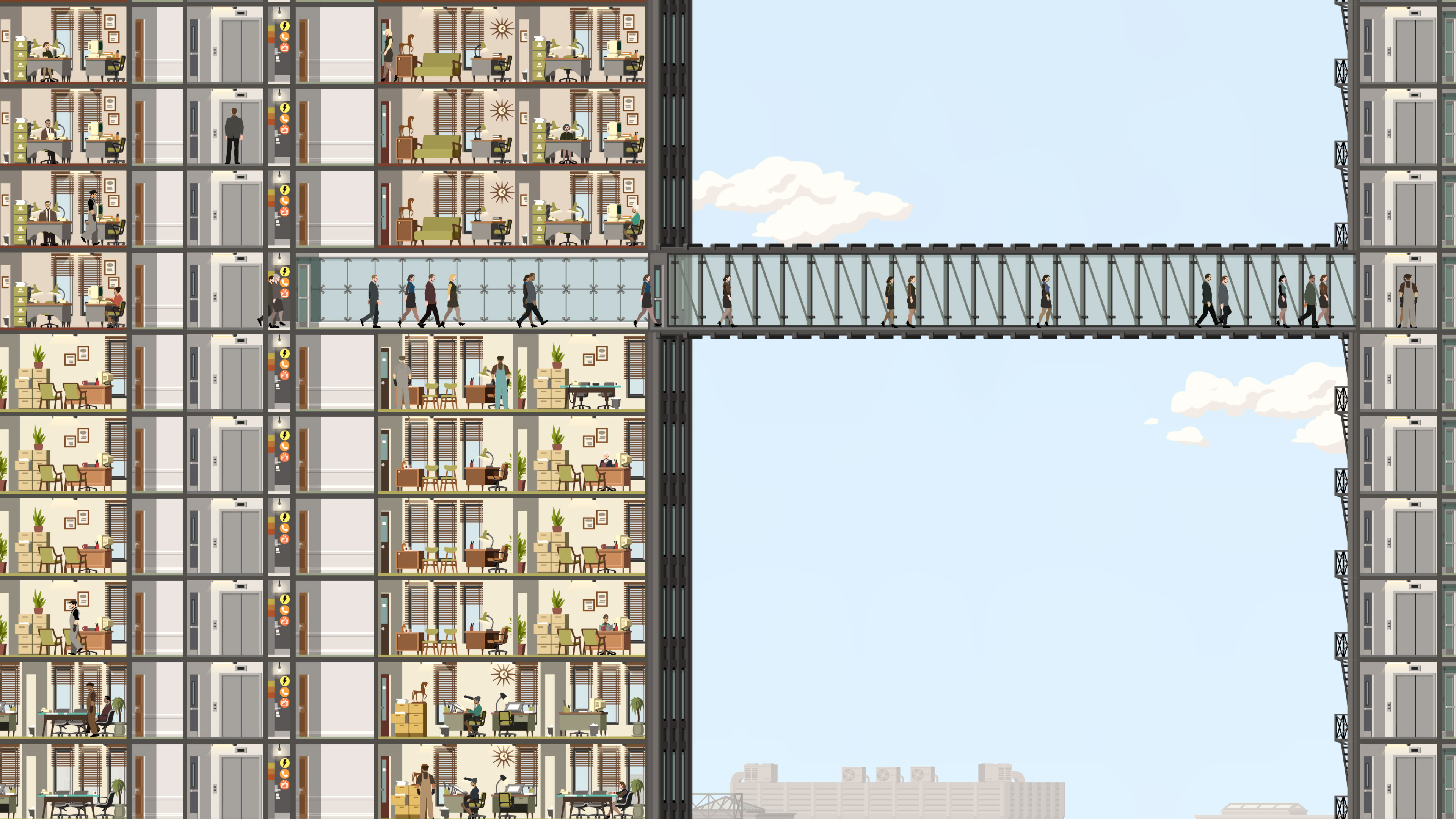 skybridges